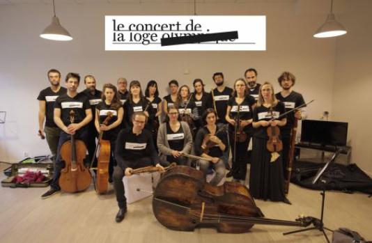Sous la direction du violoniste Julien Chauvin, l'ensemble musical comprend une vingtaine d'instrumentistes.