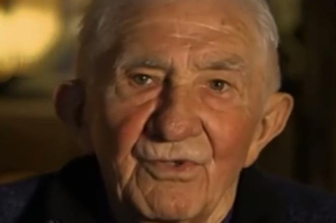 Achille Blondeau, ancien secrétaire de la Fédération CGT-Mines (capture d'écran).
