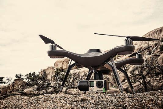 Le Drone Solo de 3DRobotics.