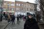 A Molenbeek, où Salah Abdeslam a été arrêté après une traque de quatre mois, le 19 mars 2016.