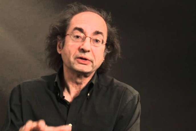 Le sociologue et économiste Jean-Louis Laville.
