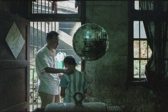 """Une scène du film chinois de Bi Gan, """"Kaili Blues""""."""