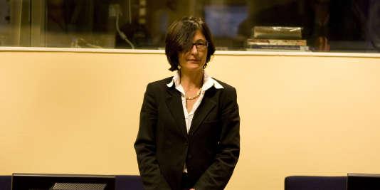 Florence Hartmann, le 27 octobre 2008.