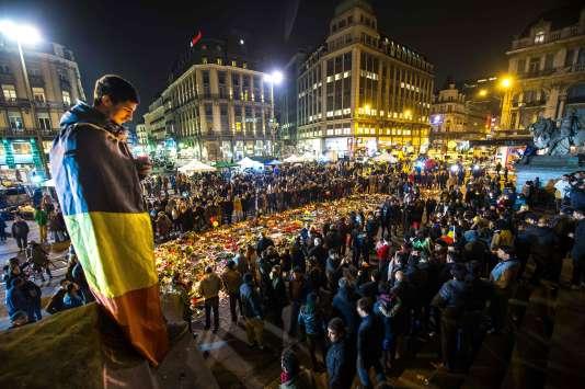 Bruxelles / AFP / PHILIPPE HUGUEN