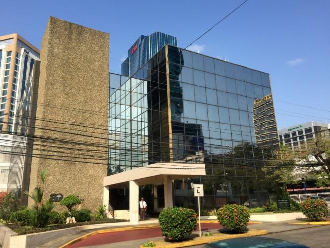 Le siège de la firme de domiciliation offshore Mossack Fonseca à Panama.