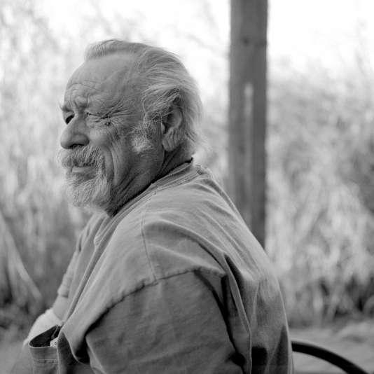 Jim Harrison en 2008.