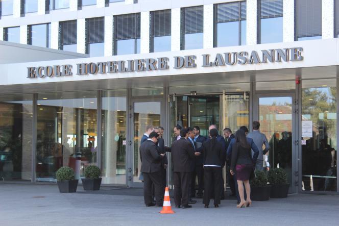 EHL, Glion, Les Roches, etc., les meilleures écoles hôtelières sont toutes situées en Suisse.