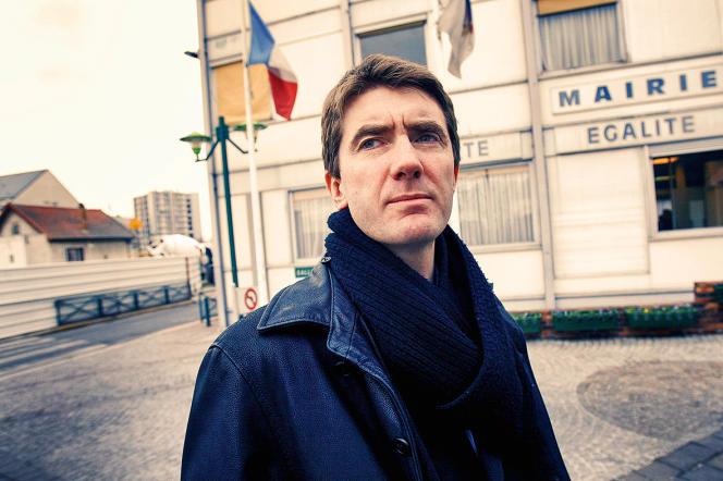 Stéphane Gatignon maire de la ville de Sevran depuis 2001.