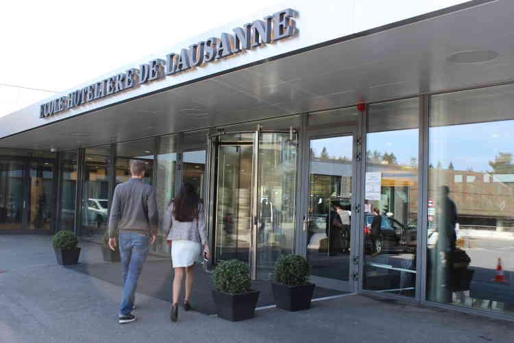 L'Ecole hôtelière de Lausanne (EHL) est considérée comme la meilleure formation au monde dans son domaine.