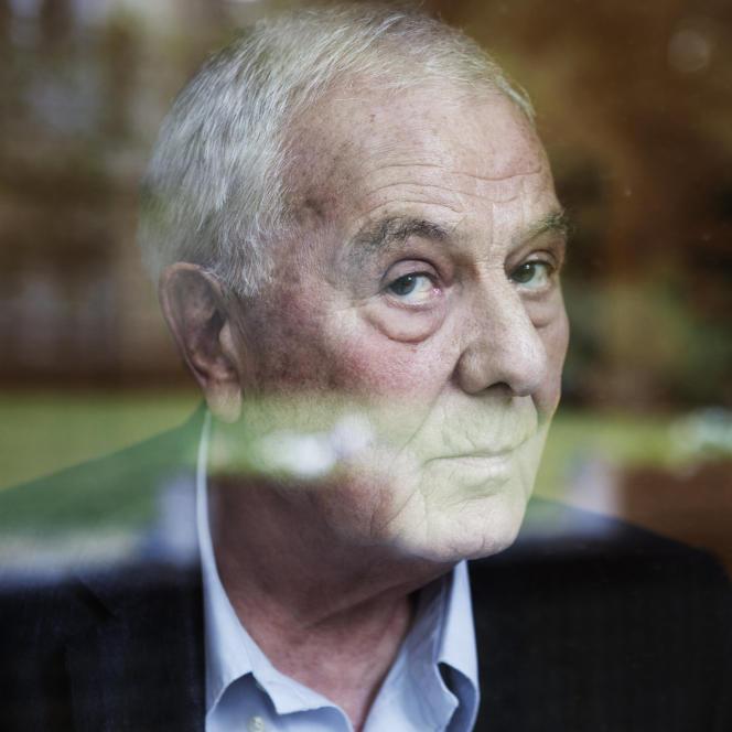 Philippe Sollers, en 2013.