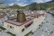 La région de Yushu a été massivement reconstruite après le séisme de 2010.