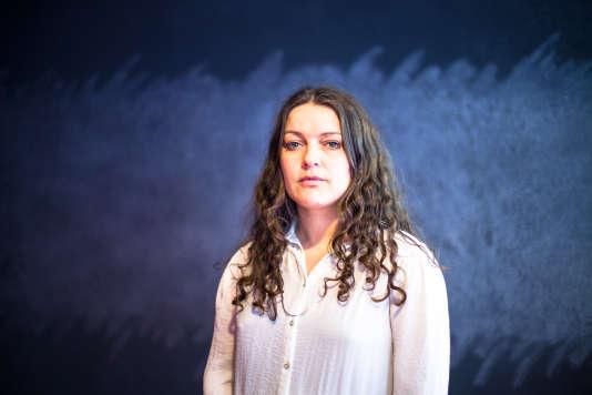 Hélène Sallon, journaliste du Monde.