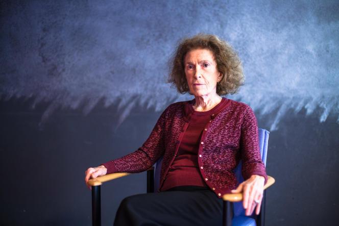 Mireille Delmas-Marty, juriste, auteure de Résister, responsabiliser, anticiper.