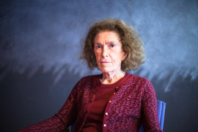 Mireille Delmas-Marty, juriste, auteure de