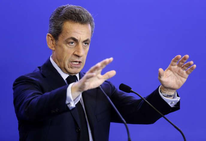 Nicolas Sarkozy a organisé une convention thématique sur l'éducation nationale.
