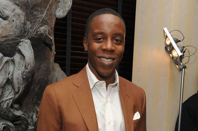 Kojo Annan, le fils de l'ancien secrétaire général de l'ONU, Kofi Annan.