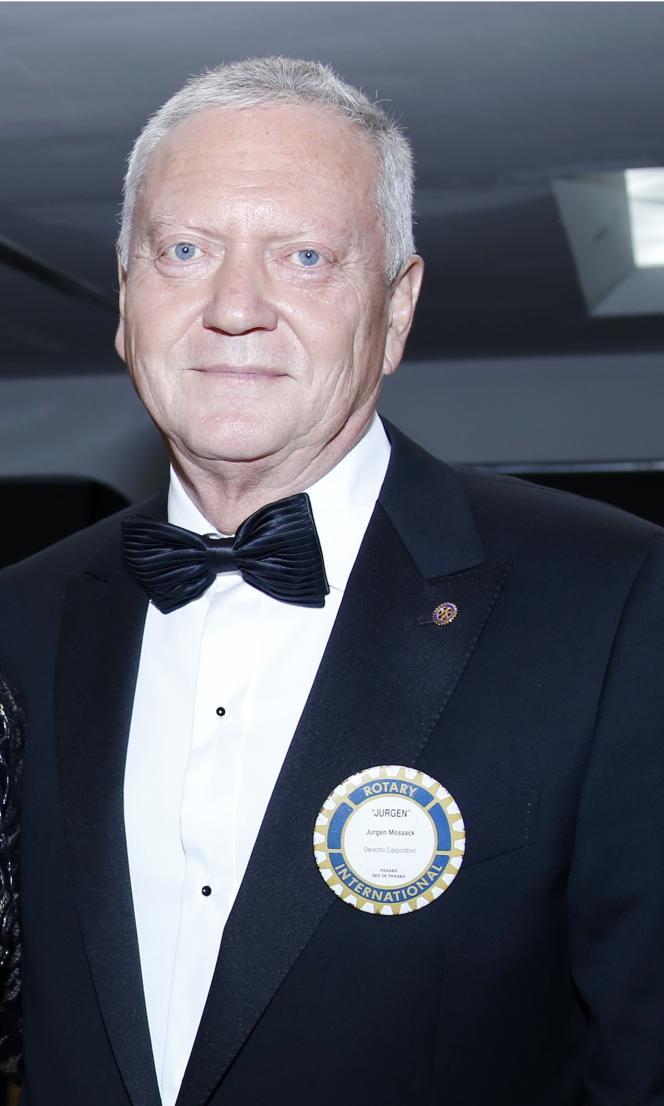 Jürgen Mossack.
