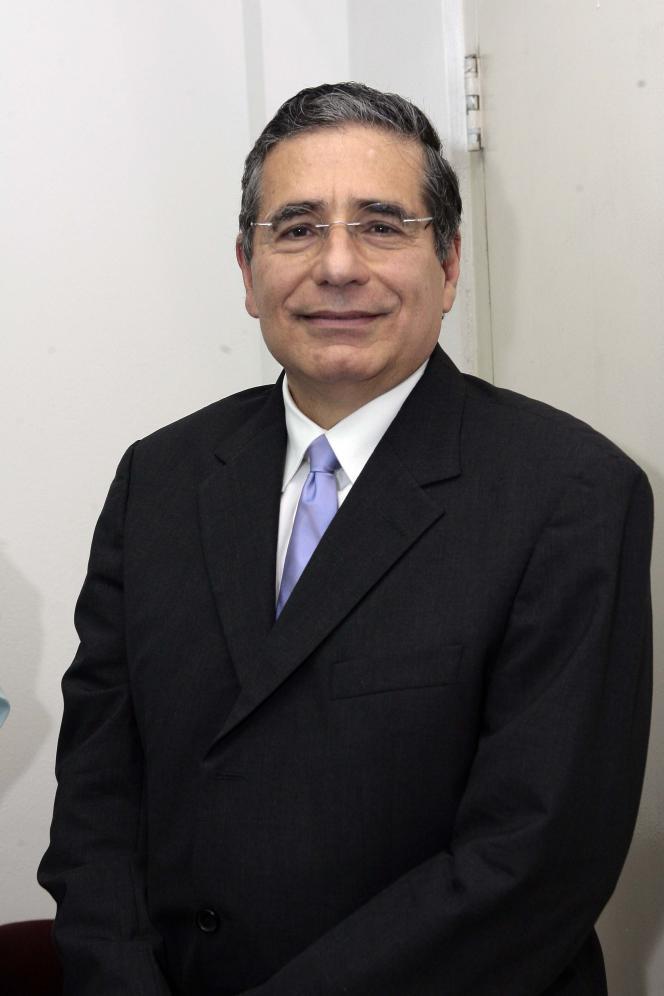 Ramón Fonseca Mora.