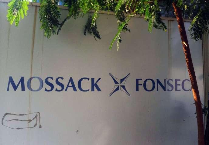 Le bâtiment du cabinet Mossack Fonseca, à Panama.