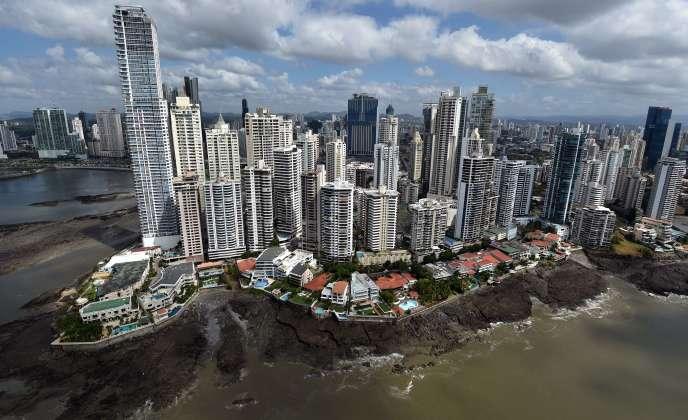 Panama City, capitale du Panama
