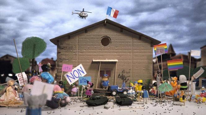«La Sociologue et l'ourson», documentaire français de Mathias Théry et Etienne Chaillou