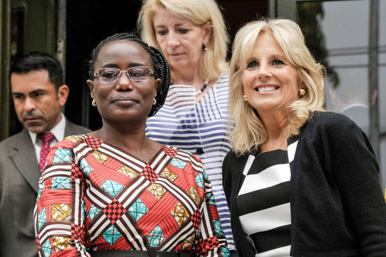 Jaynet Kabila, la sœur jumelle de Joseph Kabila.