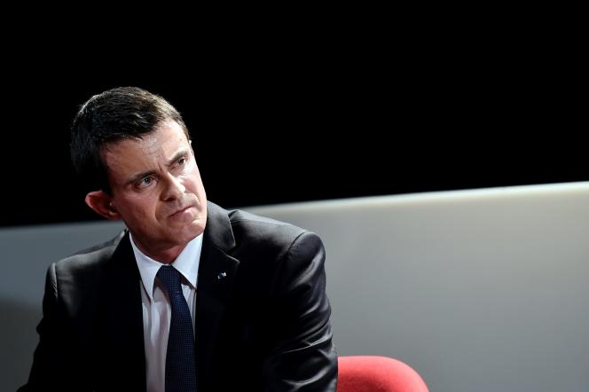 Manuel Valls le 4 avril.