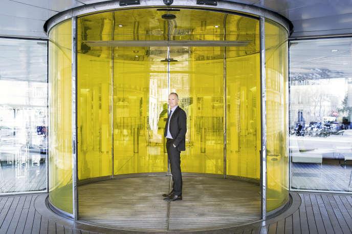 Christophe Cuvillier.  Depuis sa nomination à la tête d'Unibail-Rodamco en avril2013  il enchaîne l'ouverture de nouveaux centres commerciaux.