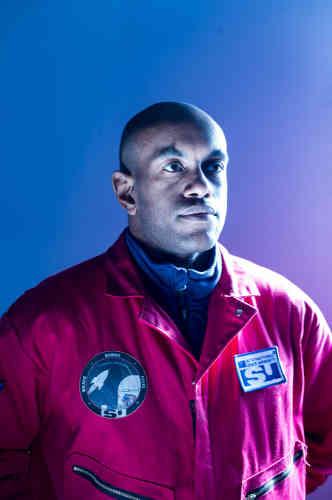 L'Américain Anderson Wilder va débuter une thèse en psychologie appliquée à l'espace.