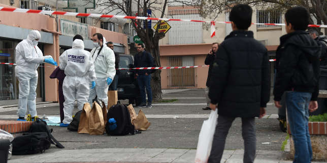 A Marseille, une école veut un mur pour éviter les tirs de kalachnikov