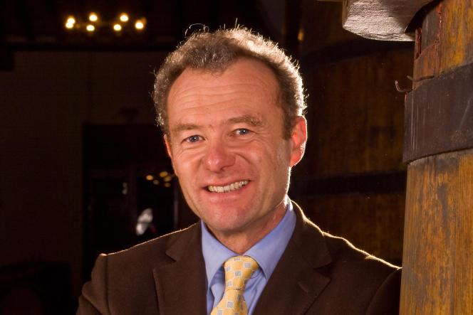 Paul Pontallier, directeur général de Château Margaux.