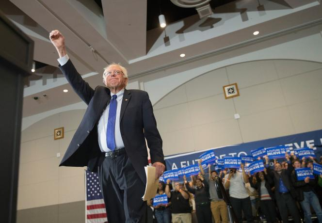 La dernière séquence des primaires a été particulièrement favorable à Bernie Sanders, qui a remporté six des sept dernières consultations depuis deux semaines