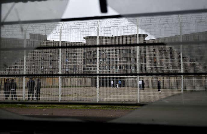 Dans la prison de Fleury-Mérogis le 29 octobre 2015.
