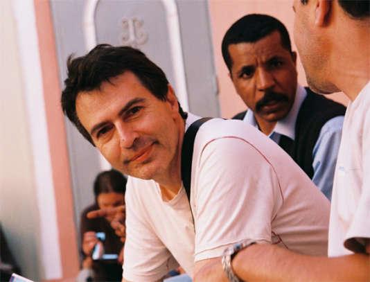 Frédéric Deval, directeur du Programme des Musiques Transculturelles de la Fondation Royaumont.