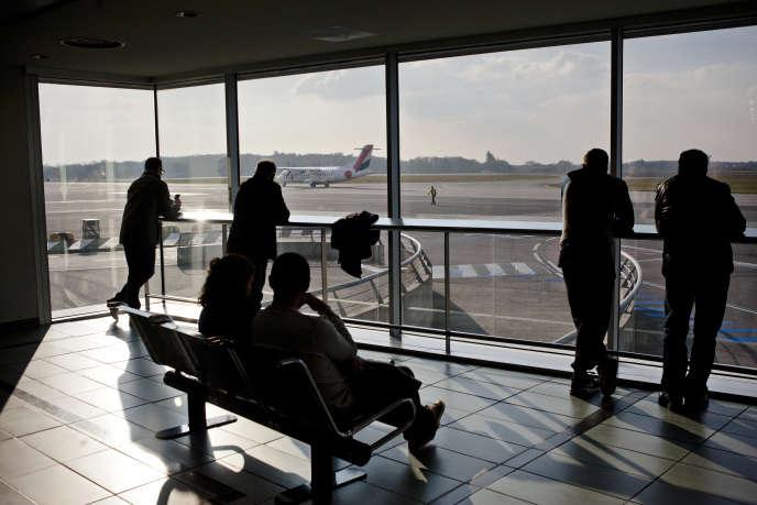 L'aéroport Nantes-Atlantique devra être capable d'accueillir 9 millions de passagers annuels d'ici 2040.