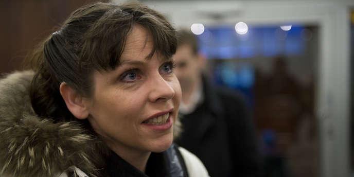 Birgitta Jónsdóttir, cofondatrice du Parti pirate islandais, est invitée au Monde Festival 2016.