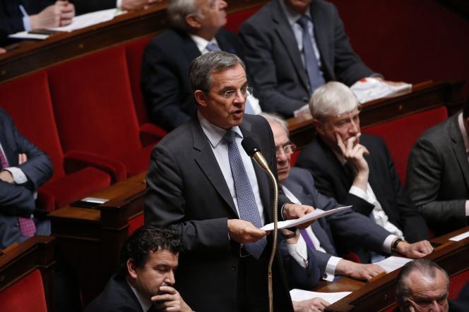 Thierry Mariani , député