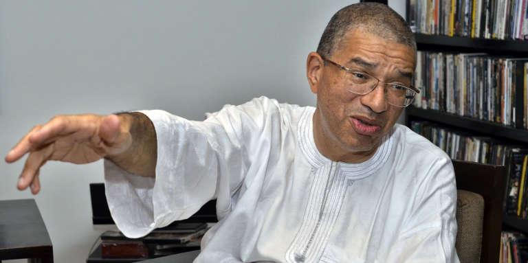 Lionel Zinsou en juin 2015 à Cotonou.