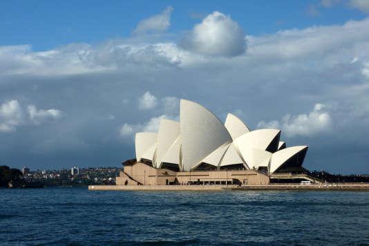 L'Opéra de Sydney.