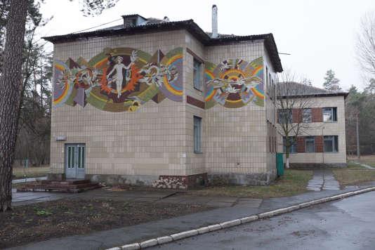 La polyclinique pour enfants de Pushcha-Vodytsia, près de Kiev, le 22 mars.