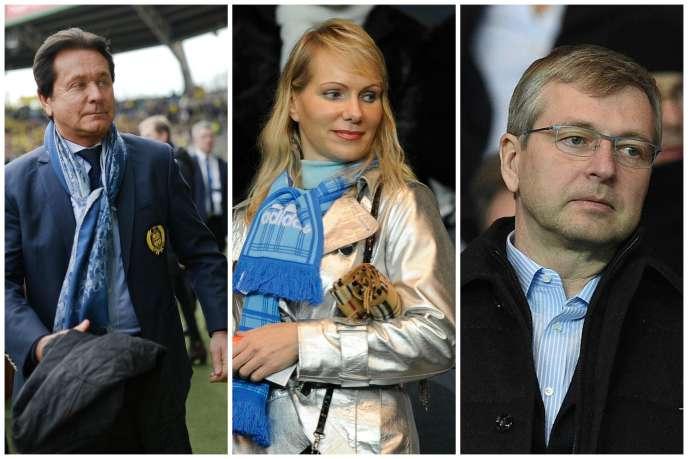 De Waldemar Kita (FC Nantes) à Dmitri Rybolovlev (AS Monaco), on trouve dans les « Panama papers » plusieurs propriétaires de clubs de football.