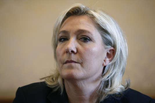 Marine Le Pen estime que, si l'article 411-4 avait été mis en œuvre à l'encontre de Larossi Abballa, il n'aurait pas assassiné le couple de policiers de Magnanville.