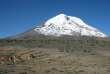Point culminant de l'Equateur, le volcan Chimborazo est aussi le le point le plus éloigné du centre de la Terre.