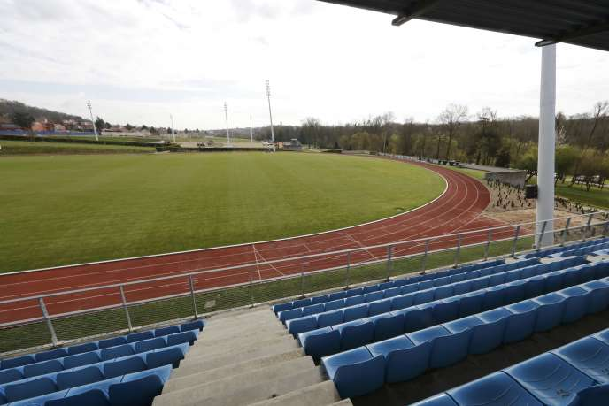 A Marcoussis (Essonne), au siège de la Fédération française de rugby.