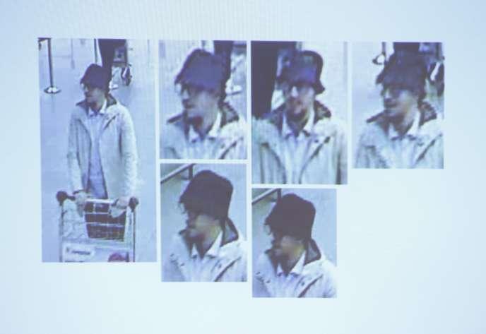 Mohamed Abrini, recherché pour son implication dans les attentats de novembre en France, a reconnu avoir été présent à l'aéroport de Zaventem lors des attentats du 22mars.