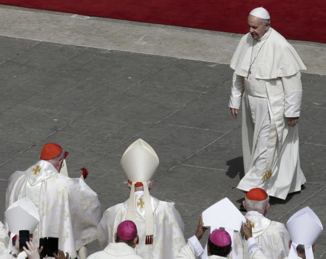 «Il s'agit d'intégrer tout le monde», assure Jorge Bergoglio.