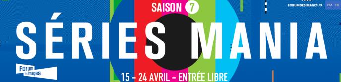 Festival Series mania 2016 sur 15 au 24 avril 2016.