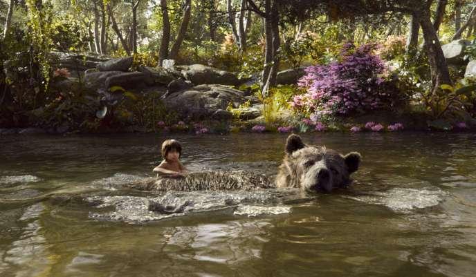 Le Livre De La Jungle Le Retour En Pixels Des Mythes De Kipling