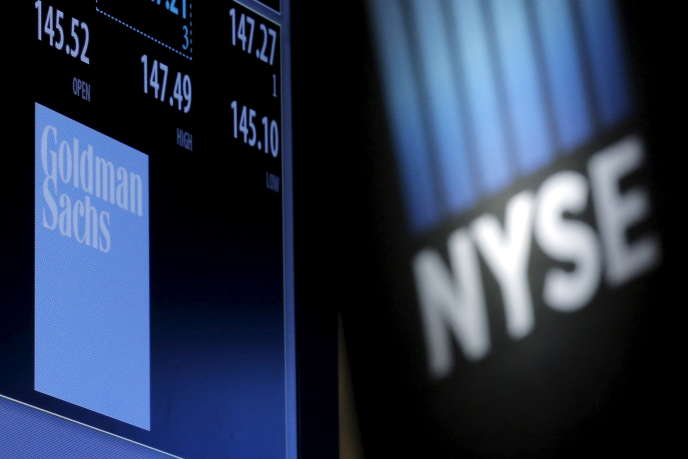 A la Bourse de New-York le 9 février 2016.