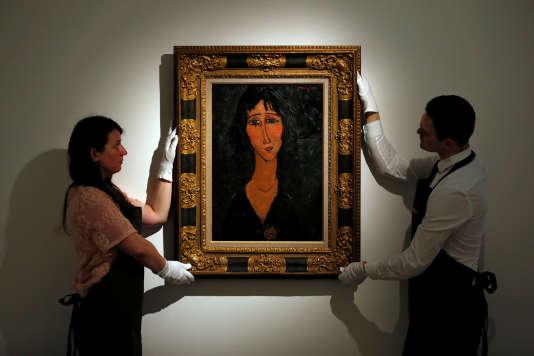 «Pour bien assurer son bien, il faut connaître sa valeur, qui va déterminer le montant de la prime à payer, en fonction des risques encourus » («Jeune femme à la rose», par Amedeo Modigliani, vente Christie's à Londres, le 11 avril 2016).
